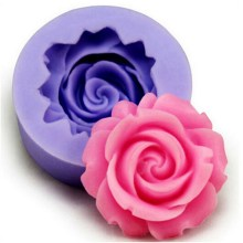 Rose Silicone Moulds