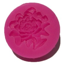 NZ-0207 Silicone Camelia Mould8
