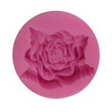 NZ-0292 Silicone Rose Flower Mold.2
