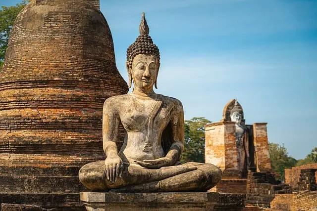 Budismo vs hinduismo