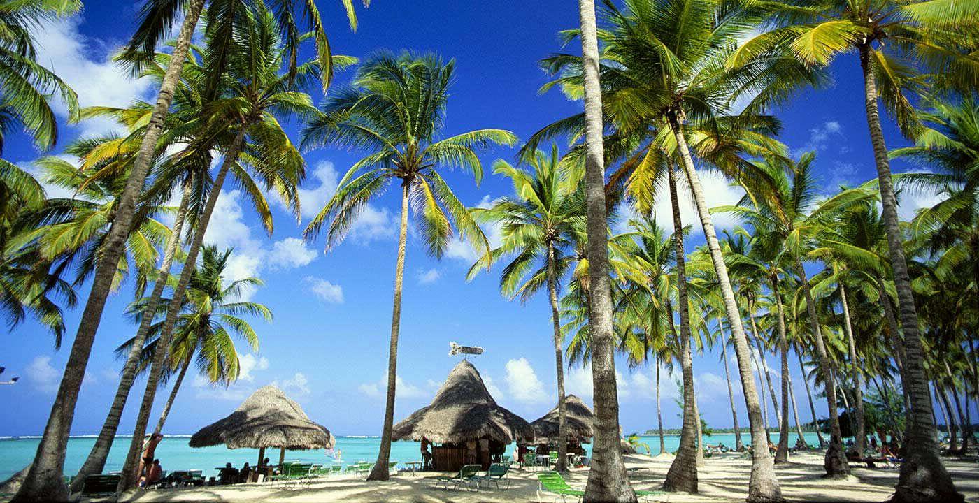 Praias do Mar do Caribe