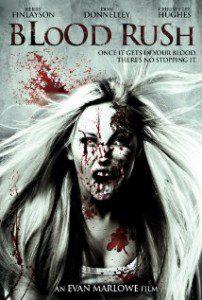 Blood Rush (2012) DVD