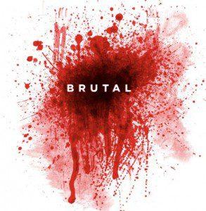 brutal MMA movie poster