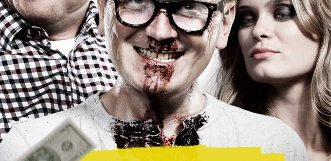 "Poster for the movie ""Cheap Thrills"""