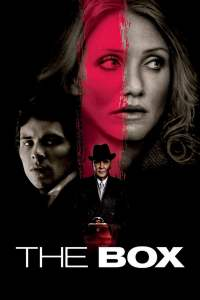 """Poster for the movie """"The Box"""""""