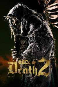 "Poster for the movie ""ABCs of Death 2"""