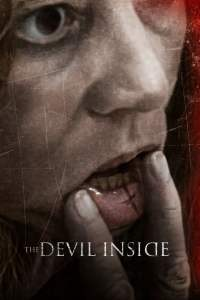 "Poster for the movie ""The Devil Inside"""