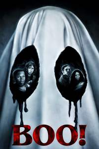 """Poster for the movie """"Boo!"""""""