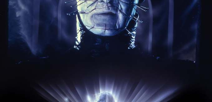 "Poster for the movie ""Hellbound: Hellraiser II"""