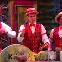 The Creepy Merryville Brothers (on SNL) Wish You a Happy Halloween!