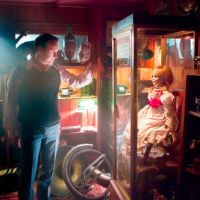 When would YOU get the hell out of the house in The Conjuring?