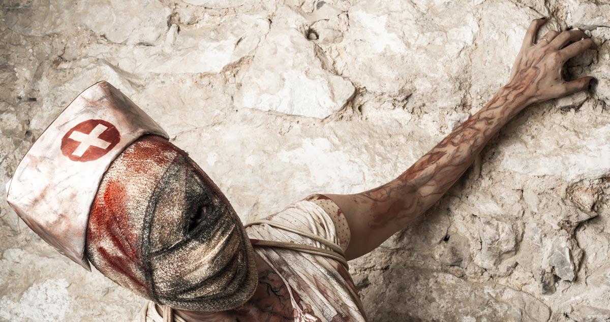 Prevent Senior construirá atração temática para a Horror Expo 2019