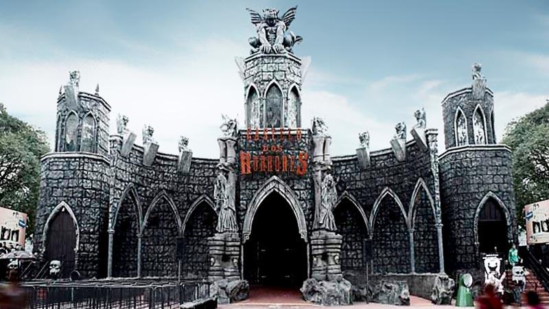 Castelo dos Horrores | Foto: Divulgação - Indiana Mystery