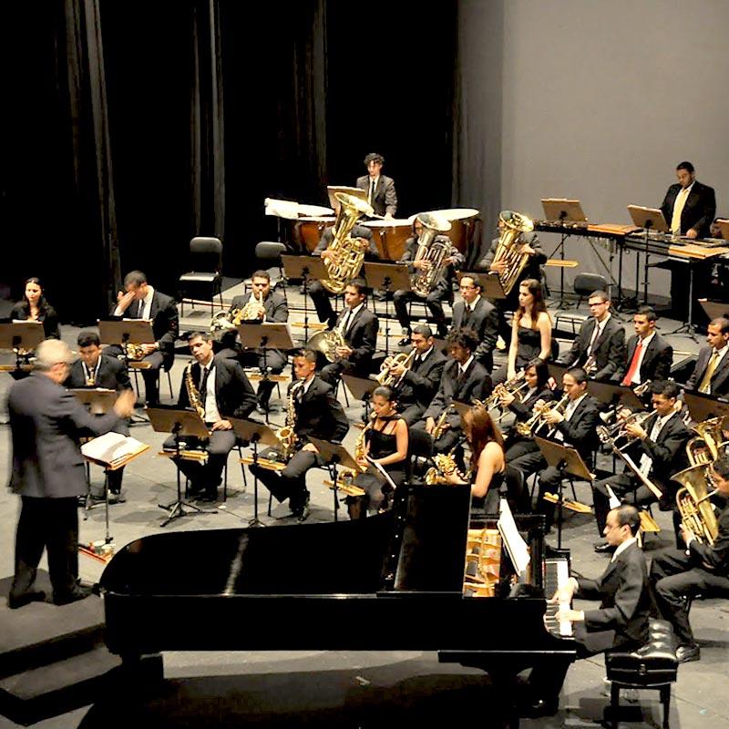 Orquestra de Metais da Banda Marcial de Cubatão | Música | Horror Expo