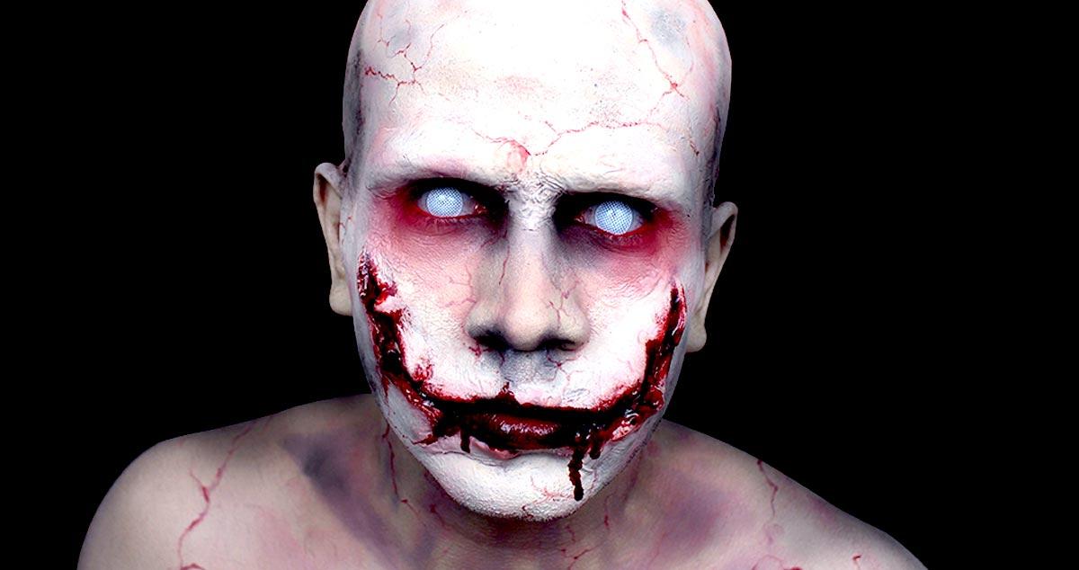 Colormake oferecerá maquiagem artística para os visitantes da Horror Expo 2019