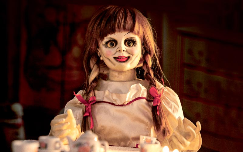 Annabelle dos cinemas | Foto: Warner Bros. Home Entertainment