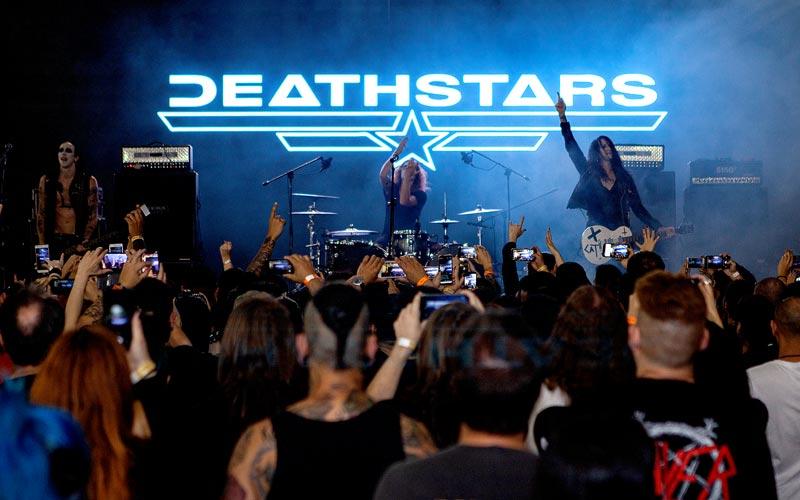 Deathstars | Foto: Mariana Serralha