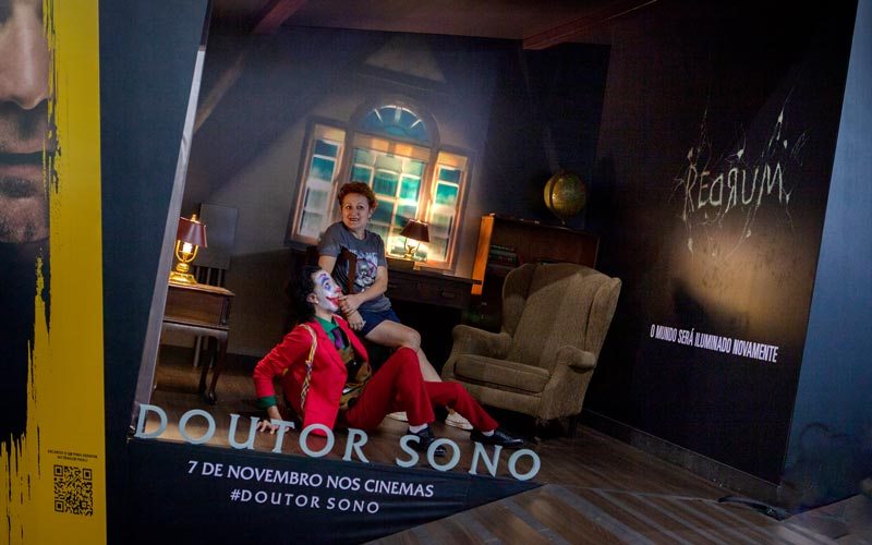 Doutor Sono na Horror Expo 2019 | Foto: Mariana Serralha