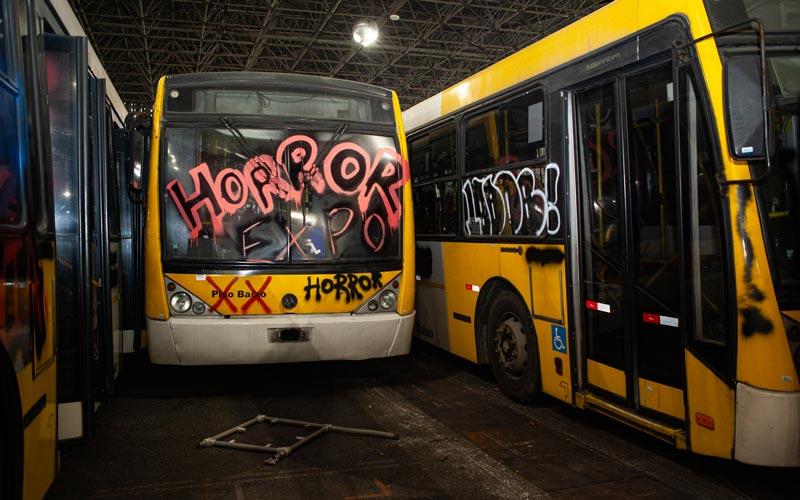 Horror Bus | Foto: Mariana Serralha