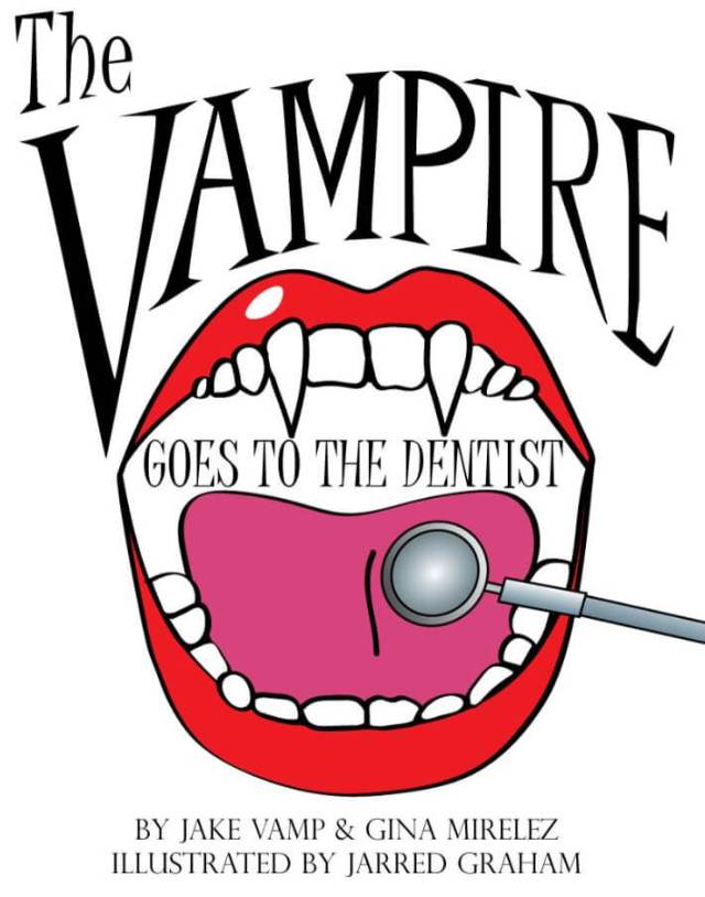 The Vampire Goes To The Dentist