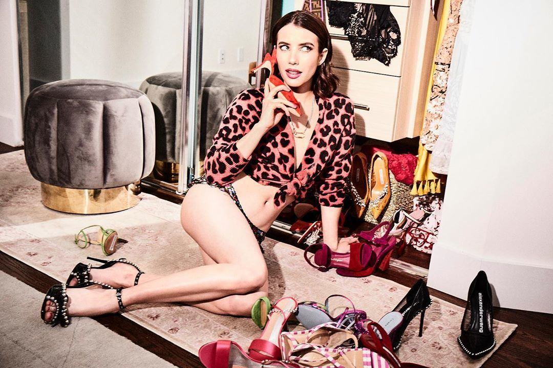 The hottest Emma Roberts Pictures