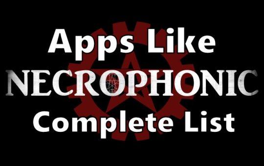Apps like Necrophonic Spirit Box