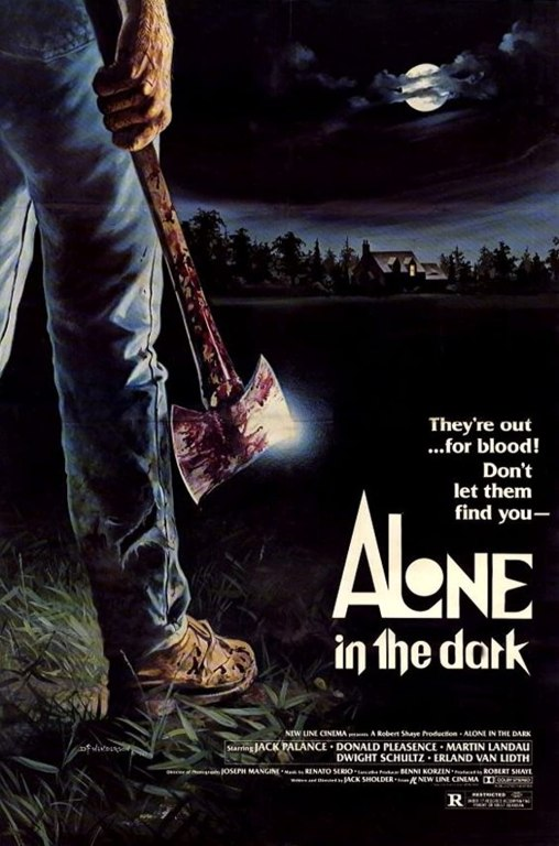 Alone in the Dark 1982 review 2021