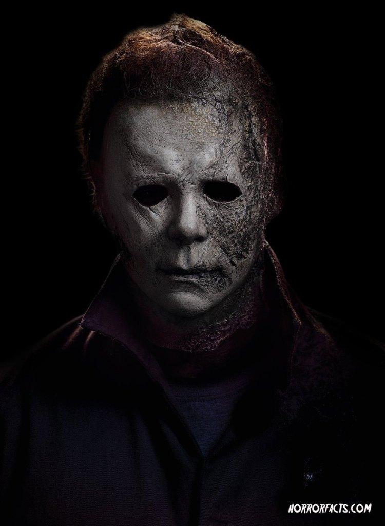 Halloween Kills Burnt Mask