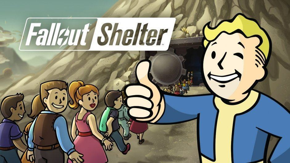 Fallout Shelter Xbox