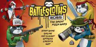Battlesloths 2025: The Great Pizza Wars Rooster Teeth Games