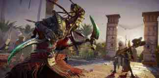 Assassin's Creed Origins Curse of the Pharaohs 1