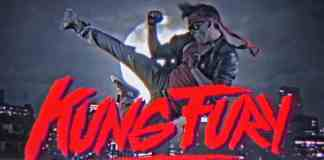 David Sandberg Kung Fury Michael Fassbender