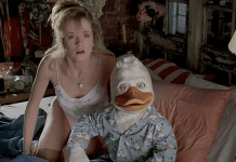Howard the Duck movie Lea Thompson