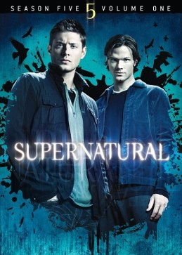 supernatural season 5 cover