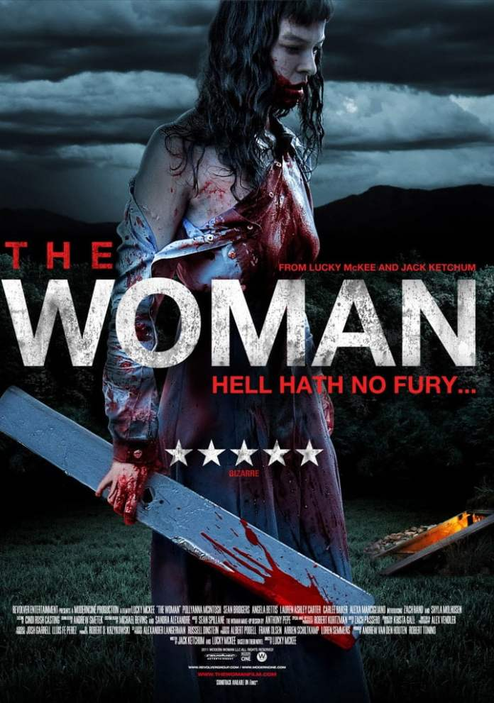 the woman poster 2