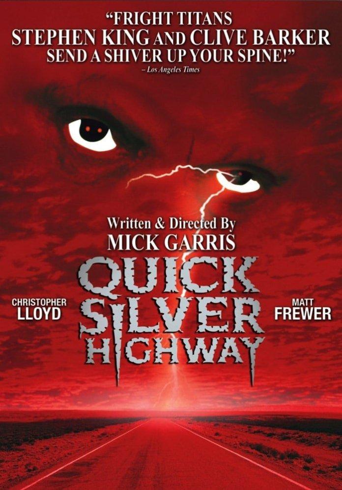 quicksilver highway POSTER