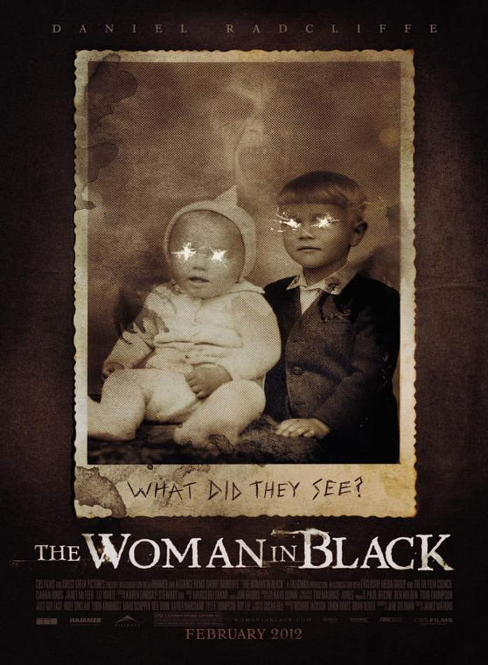 the woman in black poster 5