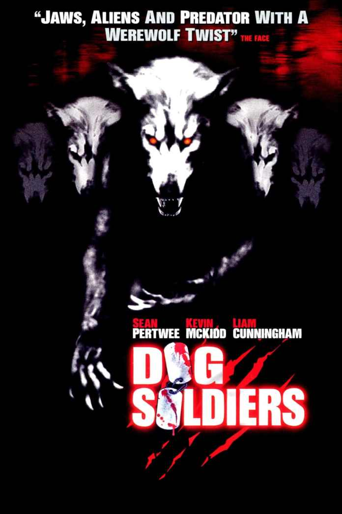 Dog Soldiers poster 1