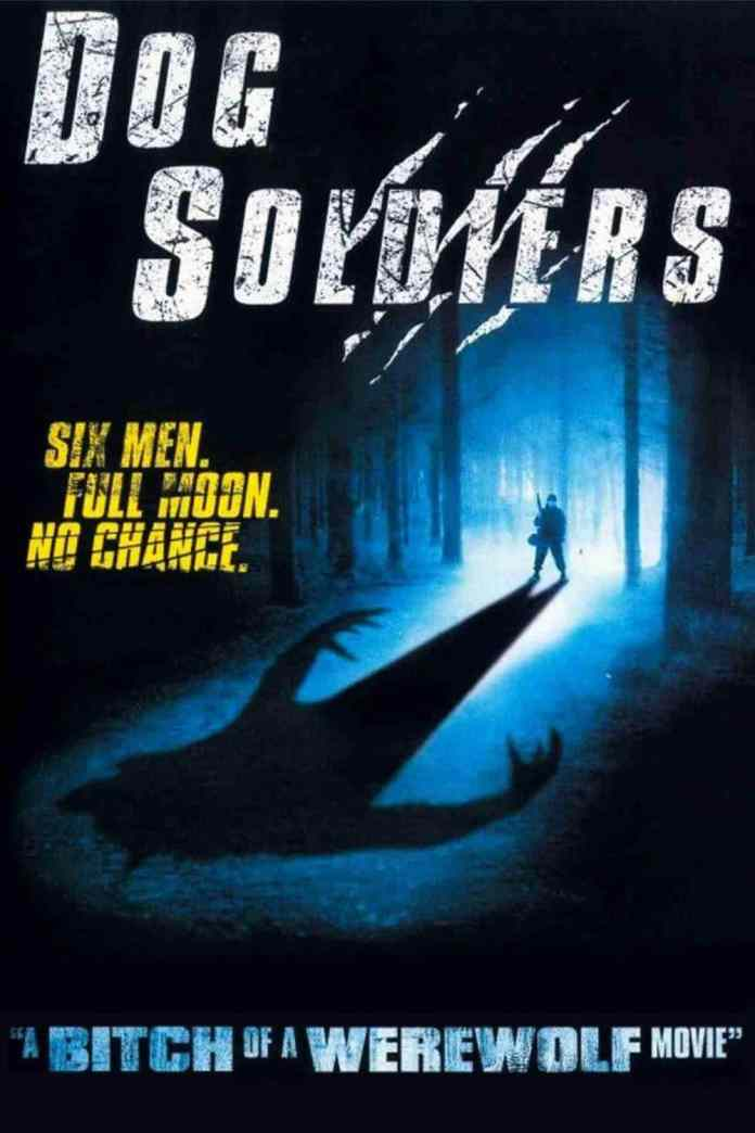 Dog Soldiers poster 2