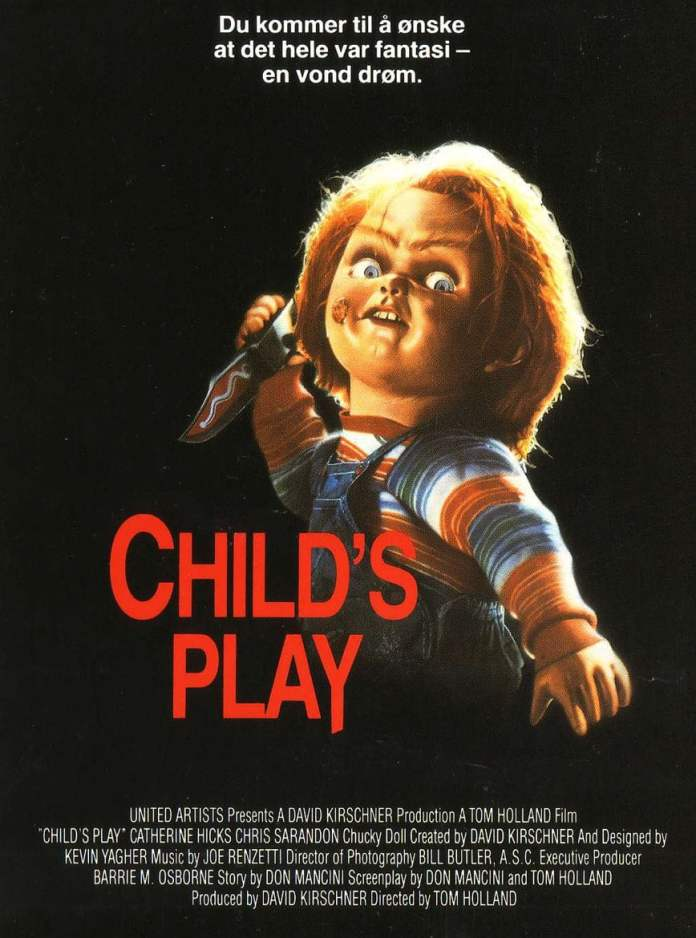 childs play poster 3