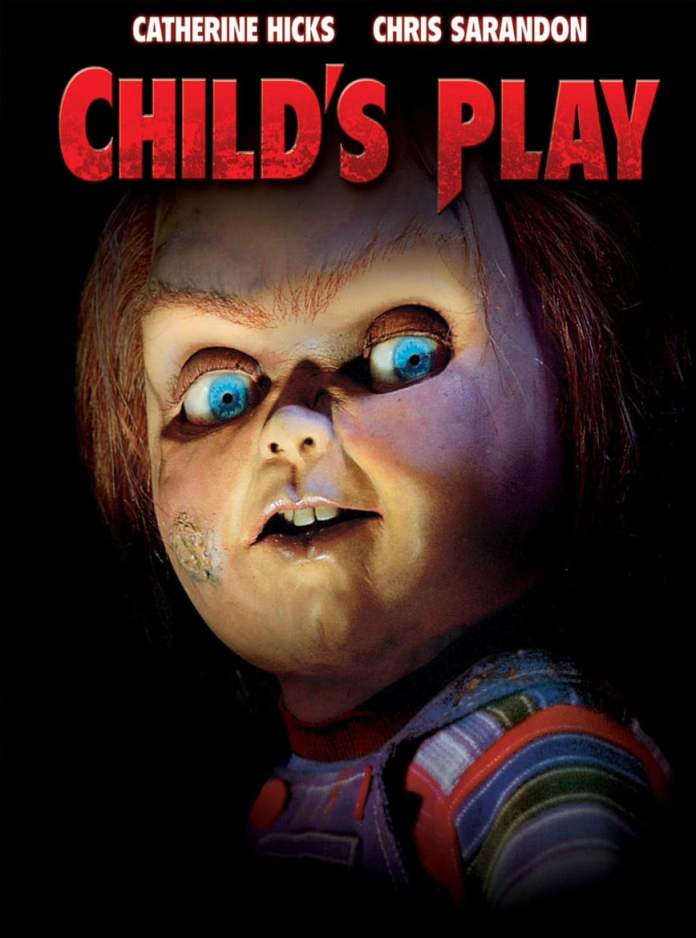 childs play poster 4