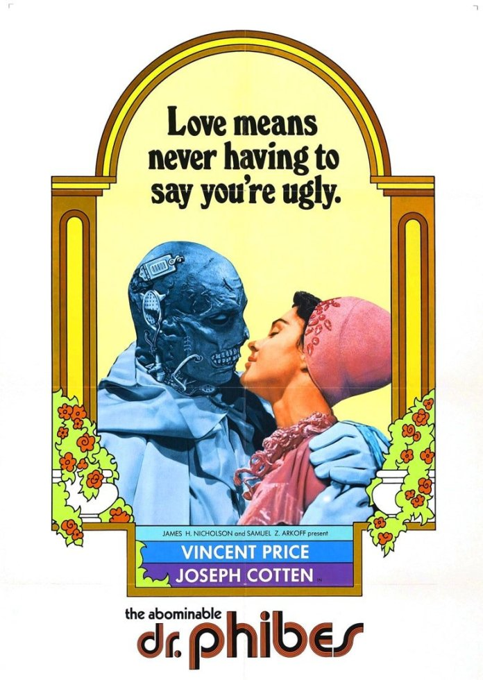abominable dr phibes poster 5