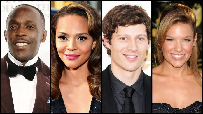 michael k williams carmen ejogo zach gilford kiele sanchez