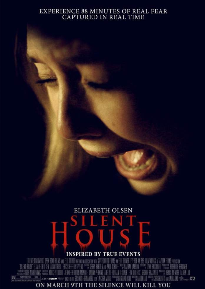 silent house poster 3