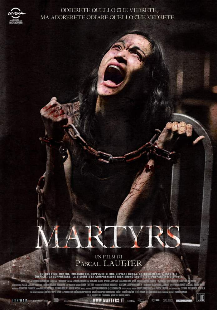 Martyrs Poster 1