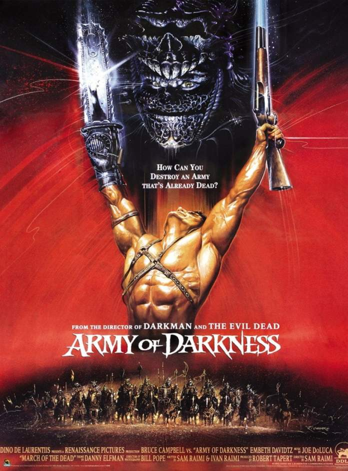 army of darkness poster 3