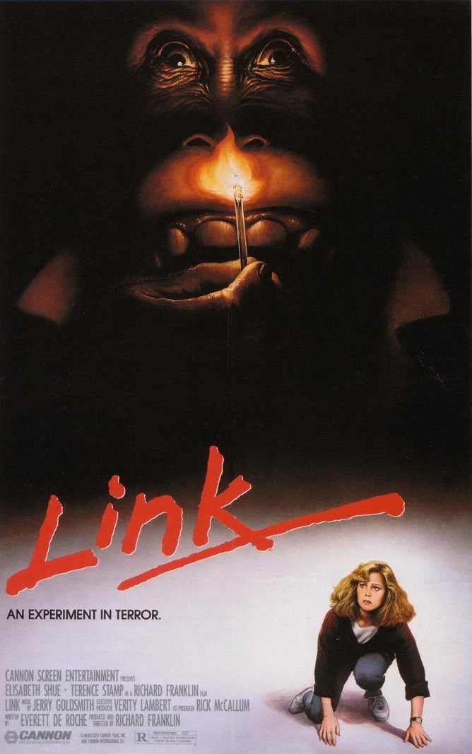 link 1986 poster