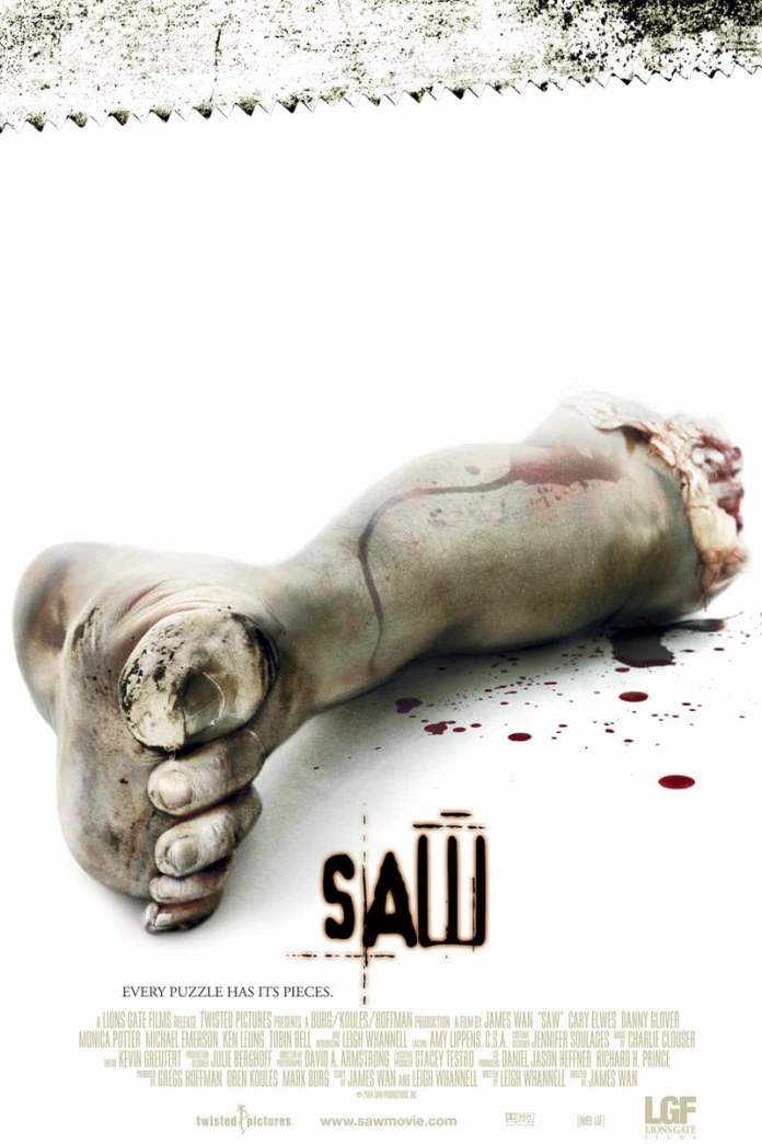 saw 2004 poster 2
