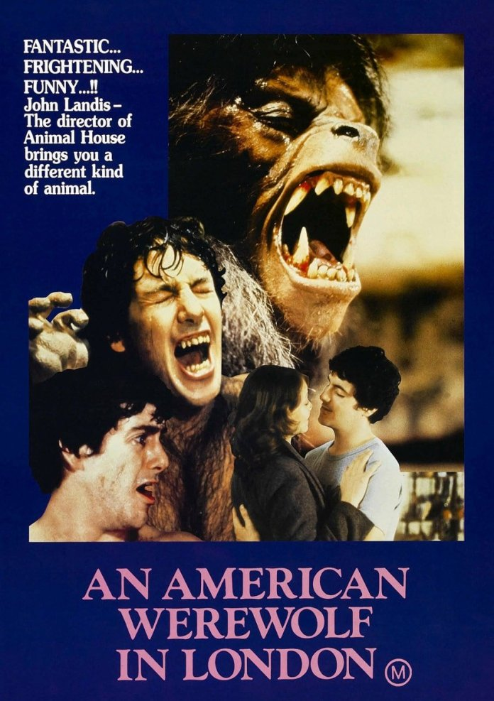 An American Werewolf in London Poster 4