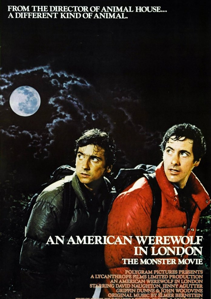 An American Werewolf in London Poster 5